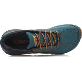 Altra Olympus 3.5 Trail Running Shoes Herre green/orange